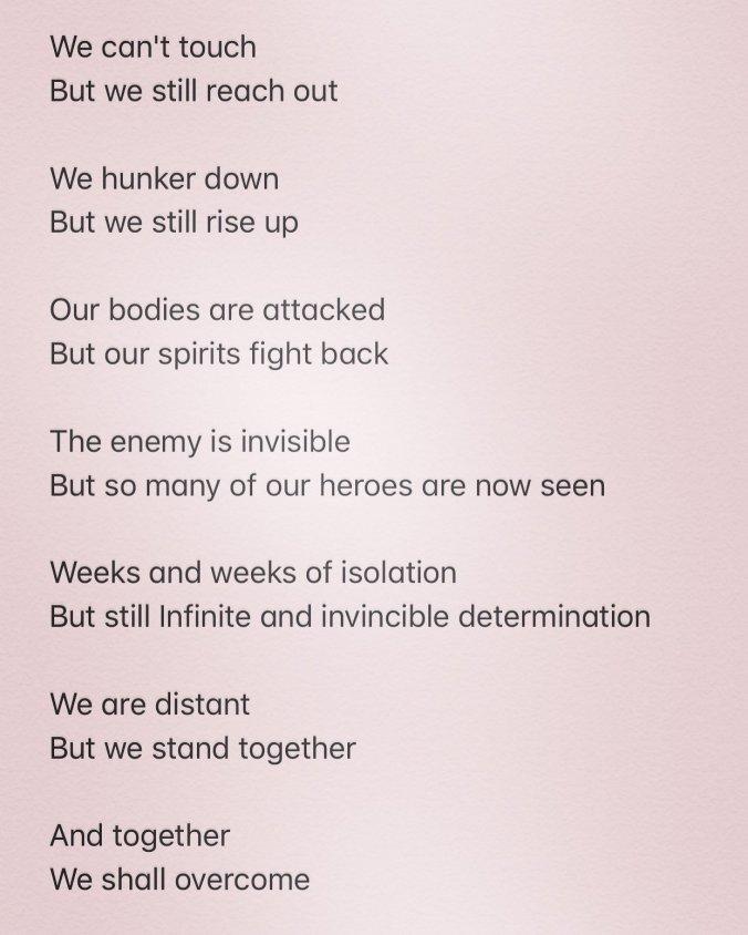 Booker poem